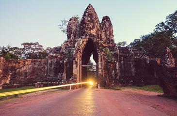 Angkor Fototapete