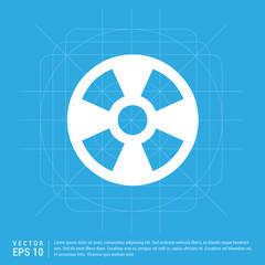 Radiation Fan Icon