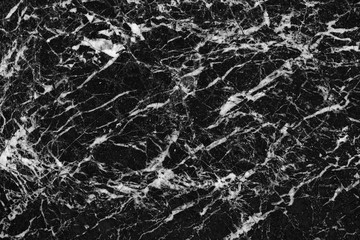 The luxury of black marble texture and background.