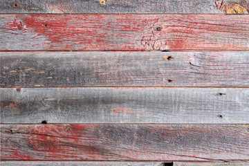 Rustic Red Barnwood