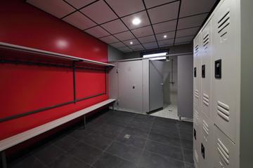vestiaire douche centre sportif