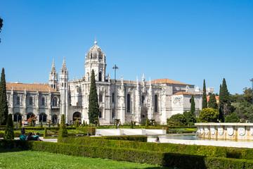 Lissabon - Belem - Mosteiro dos Jeronimos