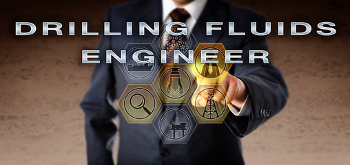 Manager Pressing DRILLING FLUIDS ENGINEER