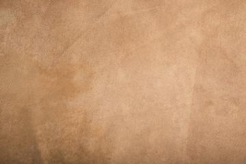 Натуральная коричневая бежевая кожа текстура