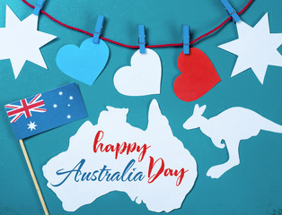 Search photos seven pointed star the commonwealth star acrux celebrate australia day holiday on january 26 with a happy australia day message greeting written across m4hsunfo