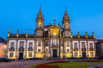 Church Saint Mark in Braga