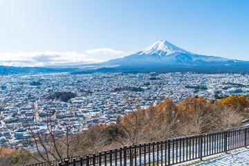 Mountain Fuji San at Kawaguchiko