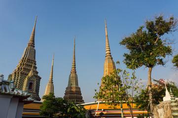 Temple Wat Pho, Bangkok, Thaïlande