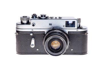 vintage analogue film camera