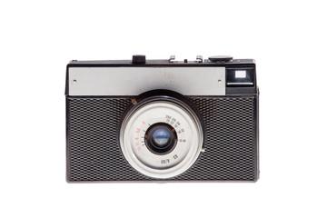 vintage analogue film camera