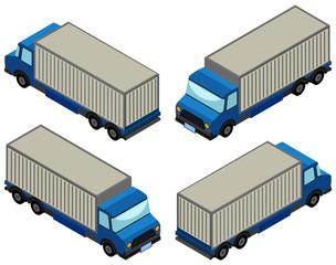 3D design for lorry trucks