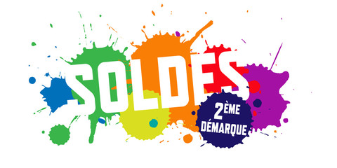 Photos illustrations et vid os de plv soldes - Soldes 2eme demarque ...