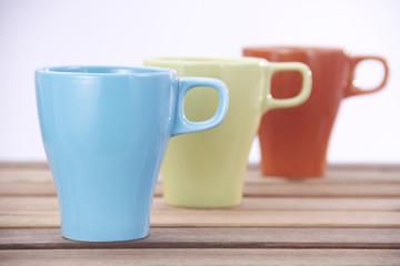 Ceramic Colorful Mugs