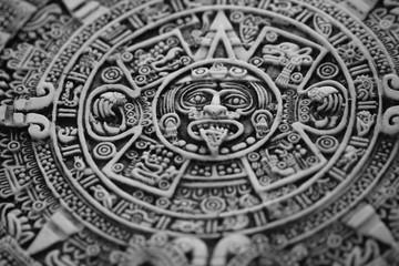 old aztec calendar