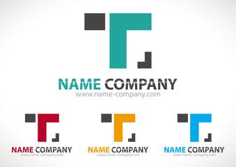 logo décorateur peintre peinture décoration couleur artisan