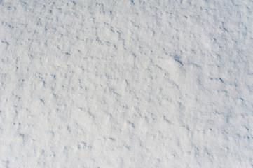 Schneestruktur