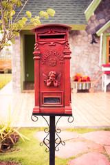 The Antique Mailbox