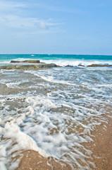Beach in Isabela