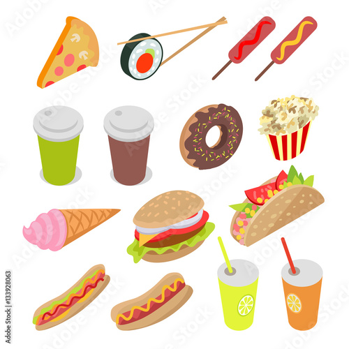 Unhealthy Food ...