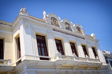 Teatro Tomás Terry am Parque José Martí, Cienfuegos