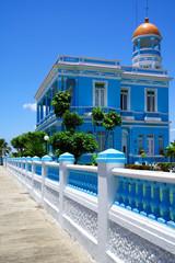 Palacio Azul, Cienfuegos, Kuba
