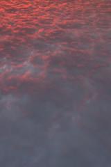Upside down skies