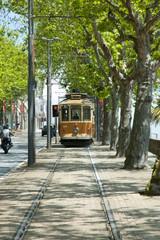 Tramcar - Porto - Portugal