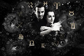 Love astrology, space love