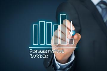 Administrative burden reduction