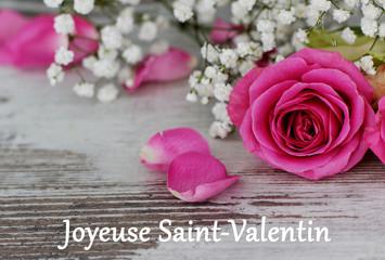 Joyeuse Saint-Valentin