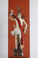 São Sebastião Catholic Image