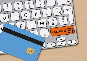 e-commerce - connexion - achat - web - internet