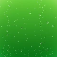 Green juice background