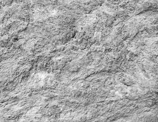 White rock wall.