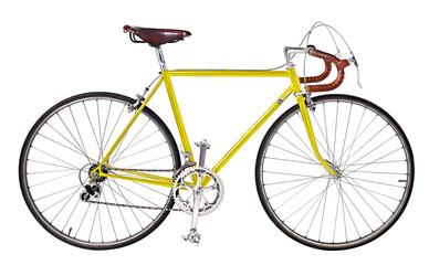 Racefiets, vintage fiets