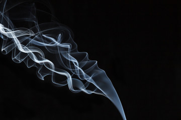 Papiers peints Musique Aroma smoke