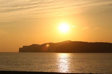 sea sunset, Mallorca