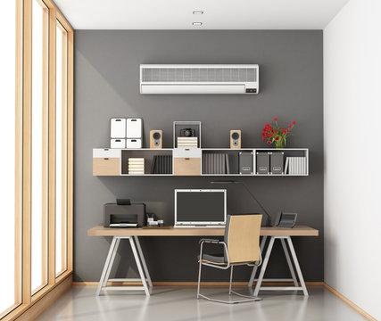 Little home office