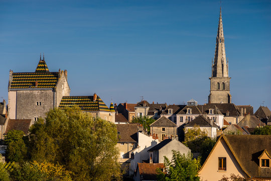 clocher de Meursault