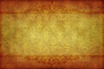 dirty victorian paper background