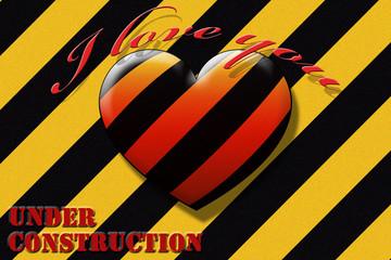 Amour en construction