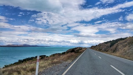 Lake Pukaki New Zealand