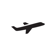 plane icon illustration