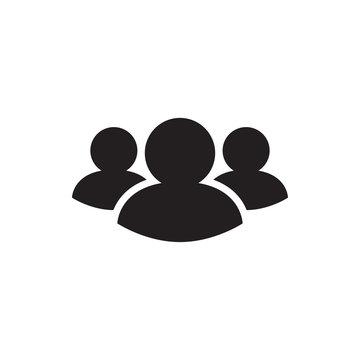 group icon illustration