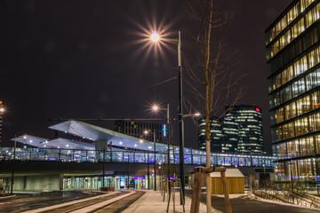 Bahnhof City Vienna