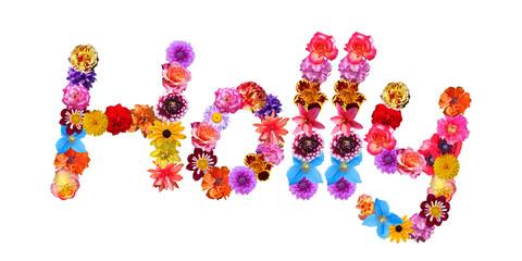 Flower Name Holly