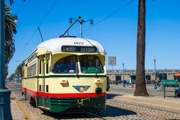 Public Transportation in San Francisco