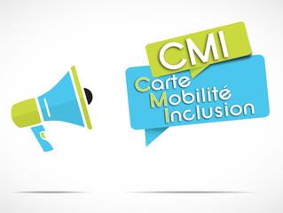 mégaphone : CMI
