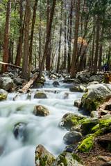 Yosemite National Park and its beauty.