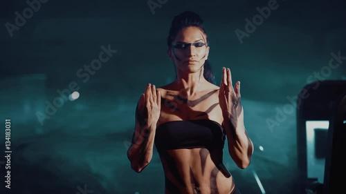 Μαύρο λεσβίες bodybuilders